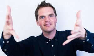 Kjell Eriksson letar efter Årets Modernaste Pensionär