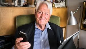 Berthel Nordström nominerad till Årets modernaste pensionär.