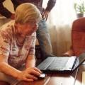 Dagny Carlsson är 100 år och bloggar och är nu nominerad till årets modernaste pensionär