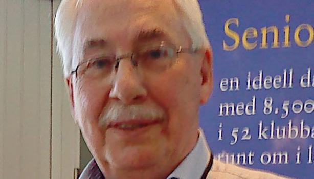 Even Mathisen är nominerad till Årets Modernaste Pensionär