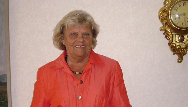 Inger Costeus är nominerad till Årets Modernaste Pensionär