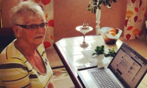 Ulla Britt Lundin - Nominerad till Årets modernaste Pensionär