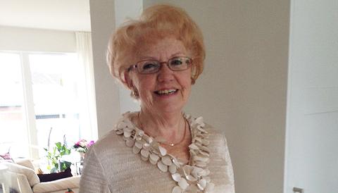 Berit Krantz är nominerad till årets modernaste pensionär