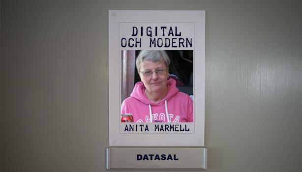 Anita Marmell nominerad till Årets Modernaste Pensionär