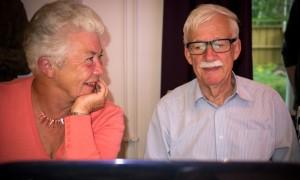 Gunilla och Sten är nominerade till Årets Modernaste Pensionärer