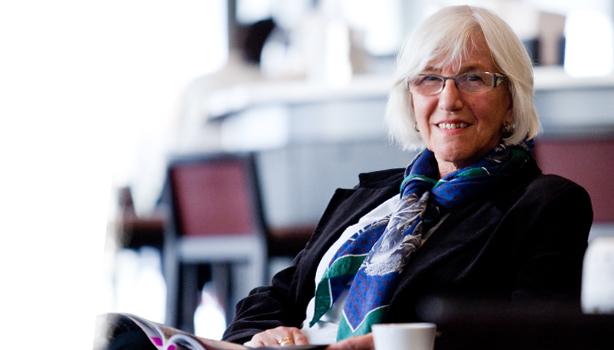 LilliAnn Källermark är nominerad till Årets Modernaste Pensionär
