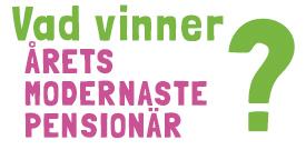 Vad vinner Årets Modernaste Pensionär 2013?